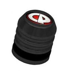 Fill nipple cover CP Black