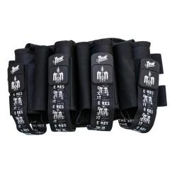 Devil Paintball Battlepack 4+3+2 Black