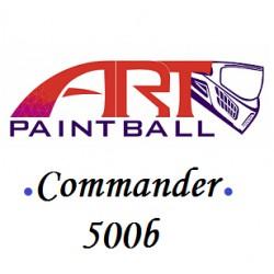 Art Paintball Commander * 500 billes