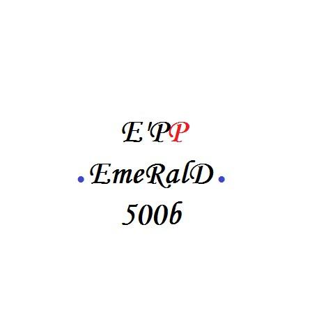 E'PP EmeRalD * 500 billes