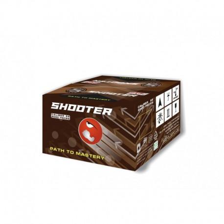Art Paintball Shooter * 2000 billes