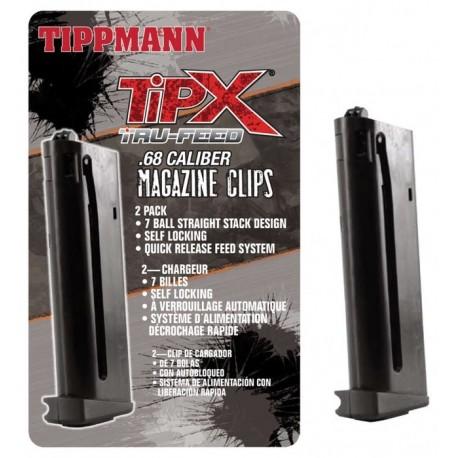 Pack de 2 chargeurs TPX V2