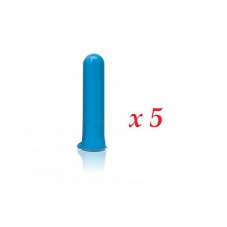 Pot Milops Blue ''140 billes'' * 5 unités