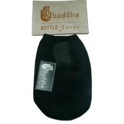 Housse de bouteille Buddha Black 0,8L