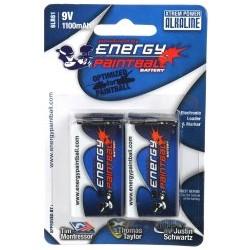 Energy Paintball - 2 piles 9V