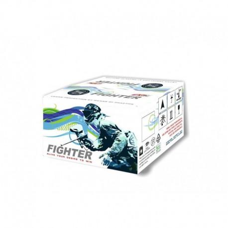 Art Paintball Fighter Cal.50 cartons de 4000billes