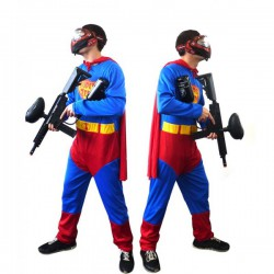 Costume de Super Zero