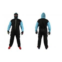 Combinaison Jetable Enfant - 34gr - Taille S - Black&Blue